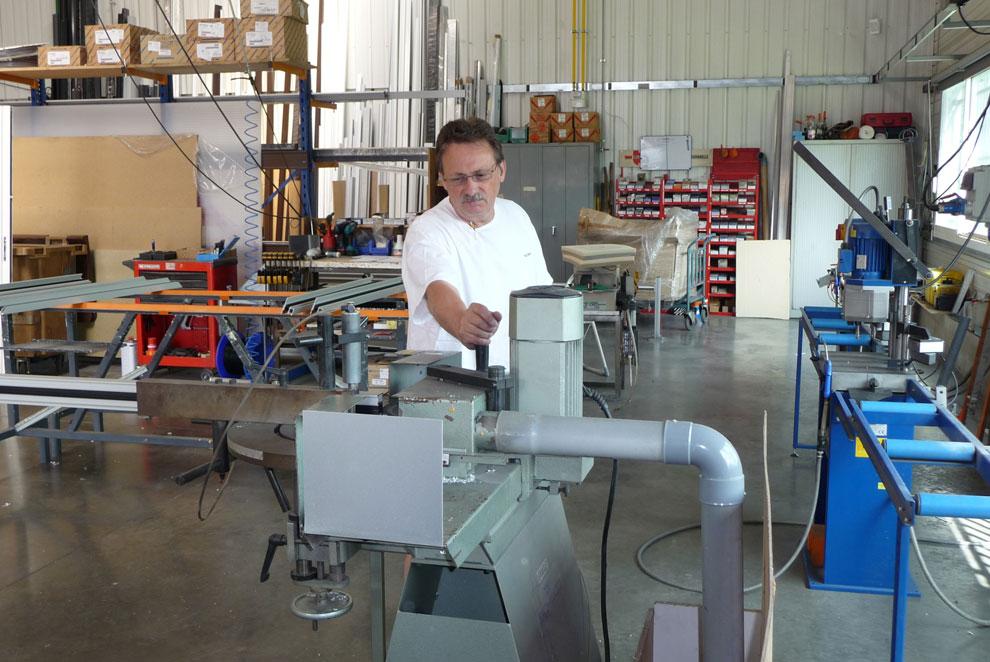 Menuiserie aluminium grenoble for Fabricant menuiserie aluminium
